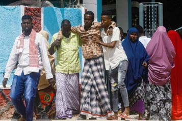 Somalie Au moins 15 morts dans un attentat-suicide contre un camp militaire)