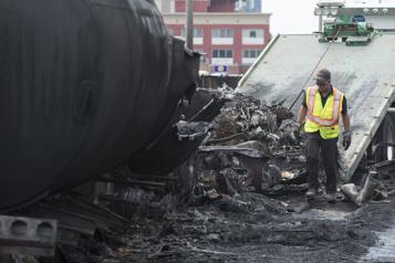 Explosion d'un camion-citerne sur l'A40 La mort de Gilbert Prince était «évitable» )