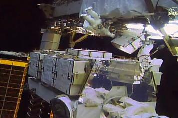 Deuxième sortie toute féminine dans l'espace de la NASA