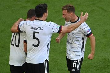 Euro L'Allemagne défait le Portugal4-2)