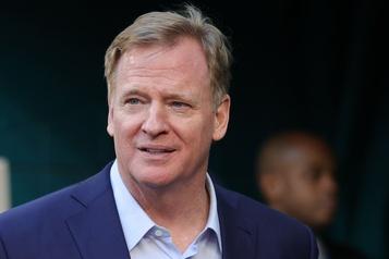 «Nous avons eu tort de ne pas écouter les joueurs», dit le commissaire de la NFL)