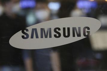 Samsung lance de nouveaux modèles de téléphones intelligents)