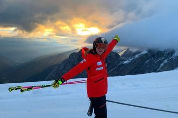 Coupe du monde de ski alpin Le grand retour deValérieGrenier)