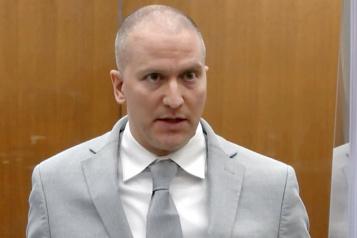 Meurtre de George Floyd L'ex-policier Derek Chauvin porte sa cause en appel)
