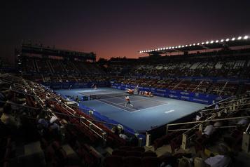 Le tennis professionnel en pause au moins jusqu'à la fin juillet)