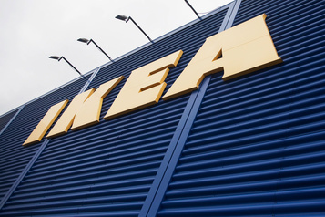 IKEA ouvre un premier magasin d'articles de seconde main)