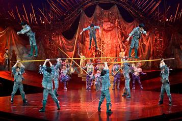 L'investisseur avisé: le Cirque «retient» l'action de Québecor, selon la Scotia)