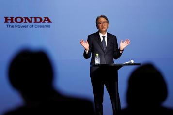 Honda vise 100% de ventes de véhicules électriques en 2040)