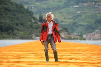 L'artiste-plasticien Christo s'éteint à 84ans )