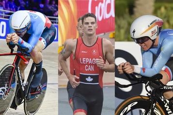 Des Jeux olympiques qui devaient commencer vendredi à Tokyo pour des athlètes d'ici)