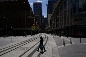 Baisse des cas de COVID-19 Sydney dévoile son «plan pour la liberté»)