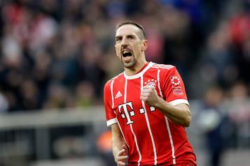 Franck Ribéry rejoint la Fiorentina