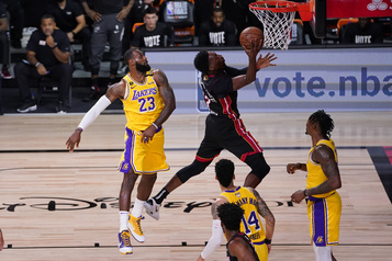 Finale NBA : Miami tremble pour Dragic et Adebayo, incertains pour le match N.2)