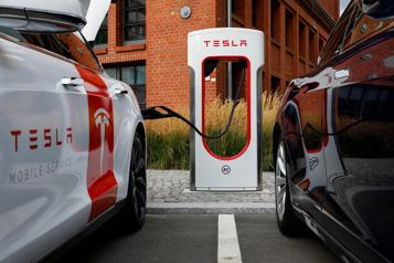 Tesla Supercharger ouvert aux autres véhicules électriques d'ici la fin de l'année)