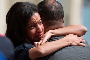 Séisme en Haïti: Dominique Anglade fait pleurer les députés