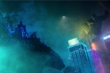 Godzilla vs Kong Plein la vue ★★★½)