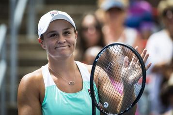 Ashleigh Barty renonce à l'US Open à cause du coronavirus)