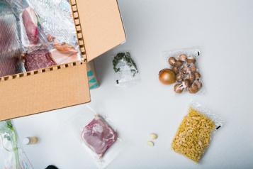 Goodfood prête à livrer des légumes et des vaccins)