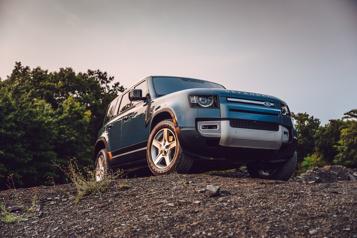 Essai routier Land Rover Defender : le bourgeois aventurier)