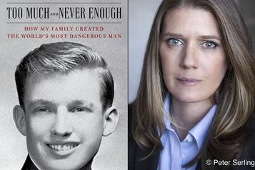 La sortie du livre de la nièce de Trump devancée au 14juillet)