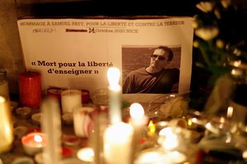 La France va sévir contre la diffusion d'informations menaçant autrui)