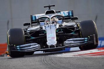 GP d'Abou Dabi: Hamilton conclut la saison avec une 11evictoire