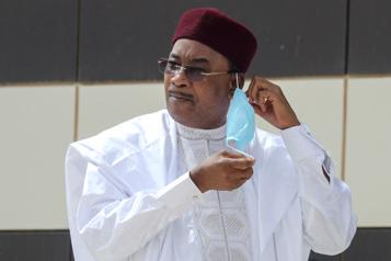 «Bonne gouvernance»  Prix Ibrahim pour le président sortant du Niger Mahamadou Issoufou)