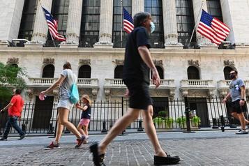 Wall Street finit sans direction entre chiffres de l'emploi et tensions sino-américaines)