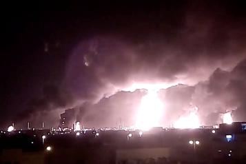 Attaque des rebelles yéménites contre des sites pétroliers en Arabie