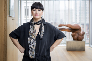 Musée des beaux-arts de Montréal Nathalie Bondil poursuit les membres du conseil du Musée)