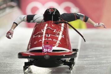 COVID-19 Un champion olympique canadien en bobsleigh hospitalisé)