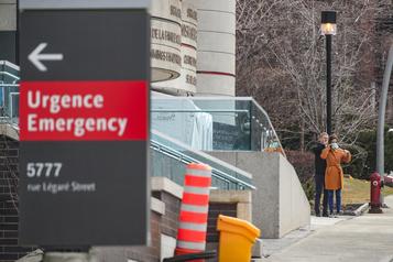 Des tests sérologiques àl'Hôpital général juif de Montréal)