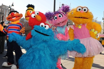 Sesame Street et Earth, Wind & Fire au panthéon de la culture américaine