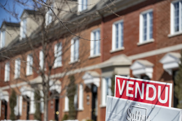 Nouvelles hausses des prix des propriétés au Canada