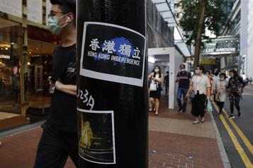 Passe d'armes entre Pékin et Londres sur l'asile offert aux Hongkongais)