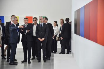 Le Centre Pompidou fait le pari de l'Orient à Shanghai