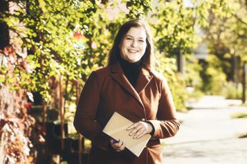 Notre équipe Janie Gosselin, journaliste)