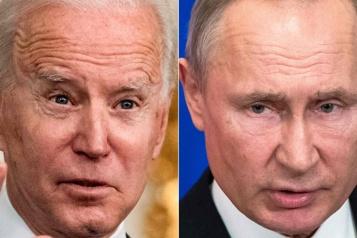 Biden espère pouvoir rencontrer Poutine en juin)