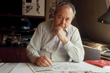 Jean Graton1923-2021 Michel Vaillant est en deuil)