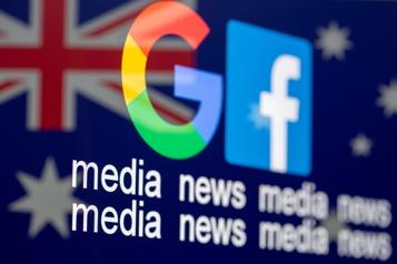 L'Australie adopte la loi obligeant les géants de la tech à rémunérer les médias)