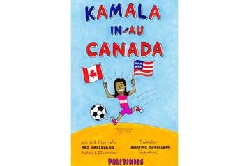 Kamala au Canada, une BD dans les célébrations)