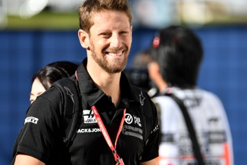 Romain Grosjean reprend le volant en IndyCar trois mois après son accident en Formule 1)