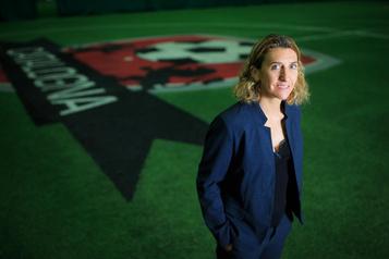 Une icône du soccer français s'établit au Québec