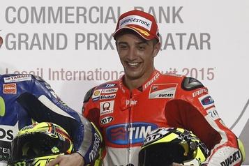 MotoGP: l'Italien Andrea Iannone suspendu 18mois pour dopage