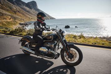 Moto R18 2021: un étonnant retour chez les customs pour BMW)