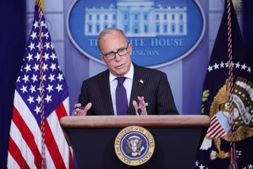 Le nouveau plan d'aide économique américain bat de l'aile)