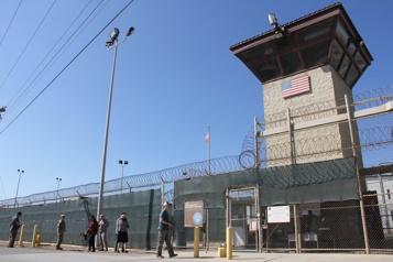Guantánamo Un détenu s'apprête à déposer une plainte à l'ONU pour détention arbitraire)