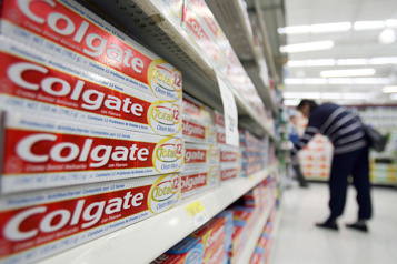 Résultats trimestriels Colgate-Palmoliveinscrit des ventes en hausse, garde un œil sur ses coûts)