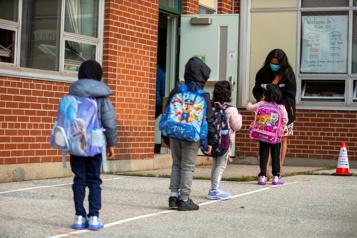L'Ontario prévoit la vaccination des enfants)