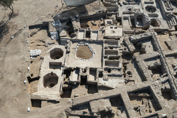 Israël Découverte d'un gigantesque site de production de vins datant de 1500 ans